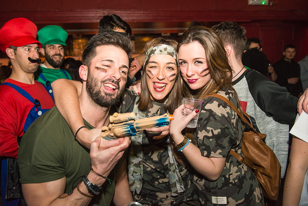 Mega Spanish Party, la fiesta definitiva de españoles en Londres