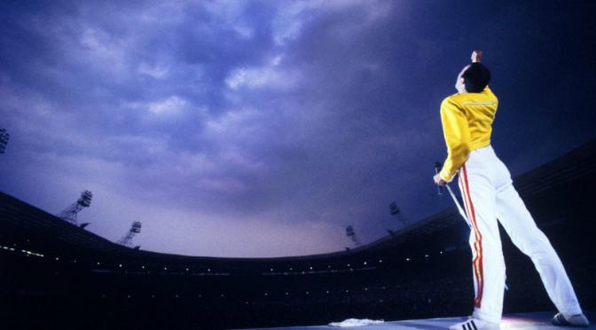 Conciertos que convirtieron a UK en lugar mitológico: Queen en Wembley 1986
