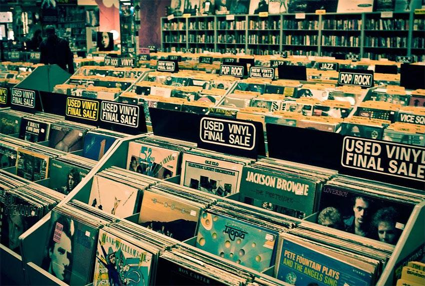 Sube el precio de los discos