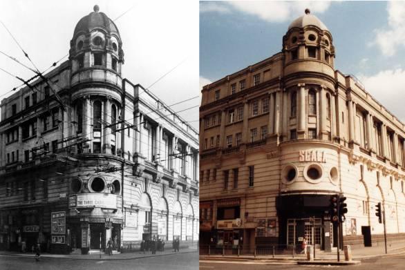 Sala Scala: más de 100 años de vida y una singular historia