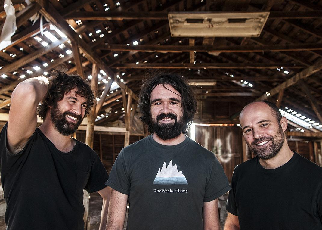 Berri Txarrak y otros 6 grupos que triunfan cantando en euskera