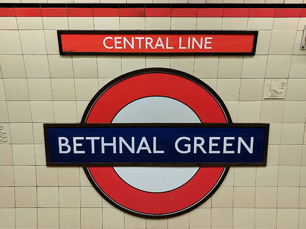 Going Underground: el metro de Londres