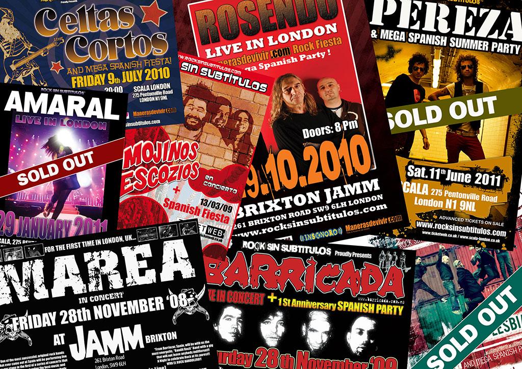 Entrevista a Rock Sin Subtítulos <span>&quot;La verdadera Marca España es nuestro patrimonio y legado musical&quot;</span>