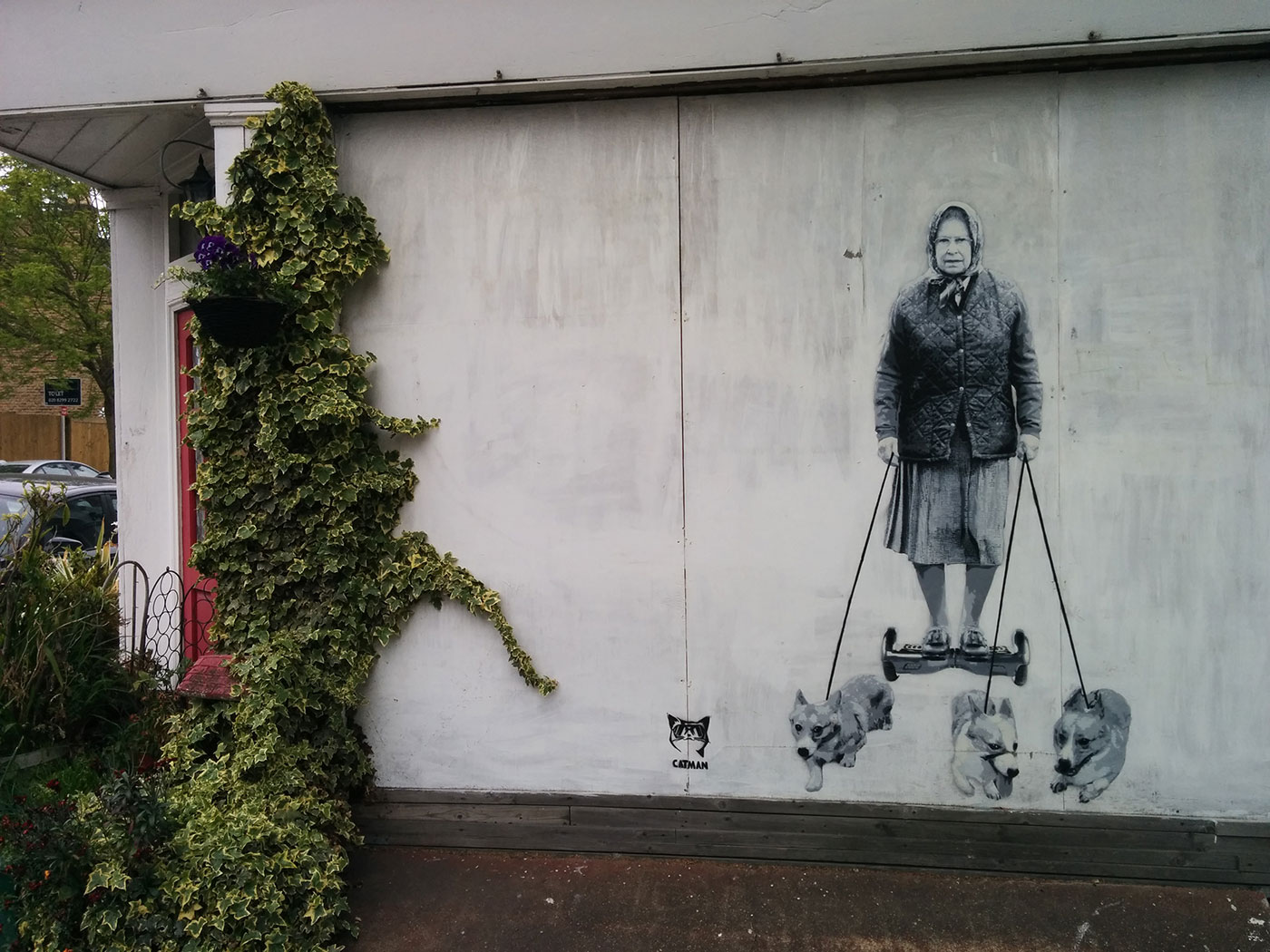 Dulwich: entre el barroco y el street art