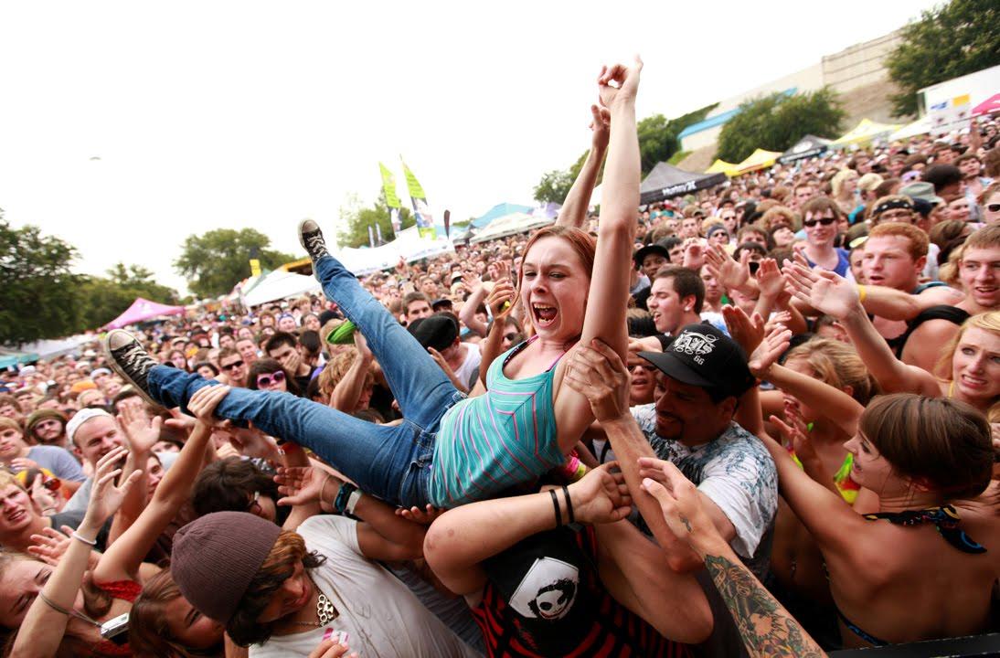 Diez tipos de borracheras festivaleras