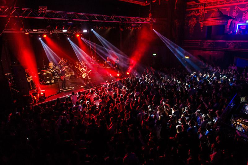 Un recorrido por Rock Sin Subtítulos a través de los artistas que han viajado con nosotros