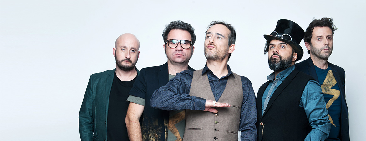 Concierto Love of Lesbian en The Grand, Londres 3 de febrero 2017