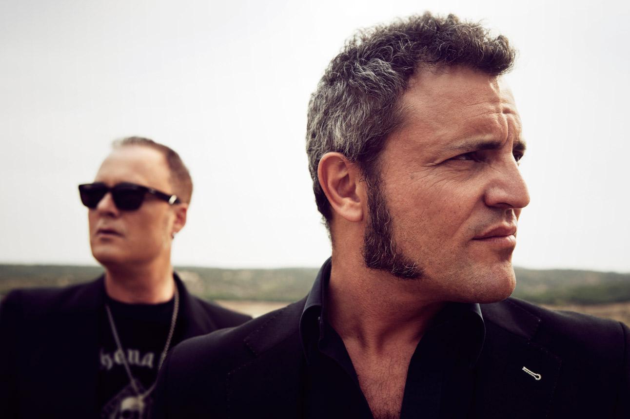 Cumbre del rock español en Europa con M Clan y Loquillo