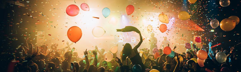 Mega Spanish Party en Scala, Londres 29 de Febrero de 2020
