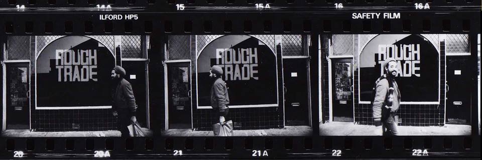 Rough Trade Records (Brick lane) / Indie, conciertos, libros y café