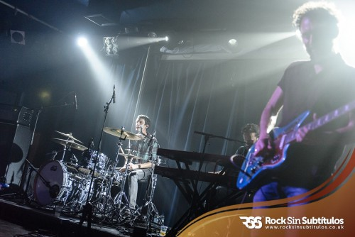 Mishima en Londres 25 de Abril 2015