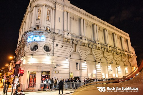 El Puchero del Hortelano en Londres 26 de Abril 2014