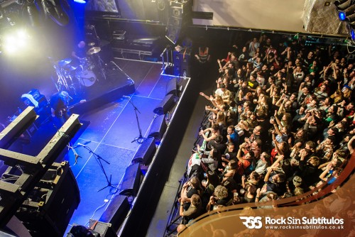 Rosendo en Londres 28 de Noviembre 2014