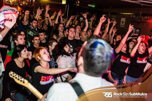 Narco + Riot Propaganda en Londres 28 de Marzo 2014
