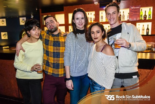 Nach en Londres 26 de Noviembre 2016