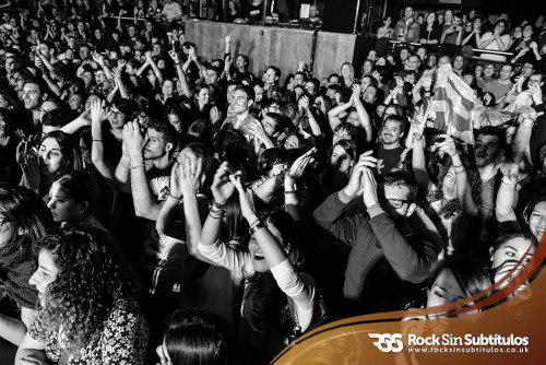 Manel en Londres 29 de Marzo 2014