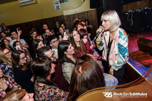 Galería de imágenes de Zahara en Londres 23 de Abril 2016
