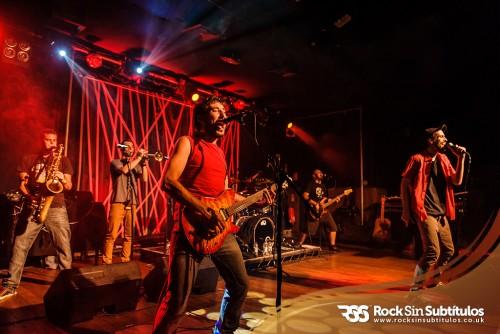 Galería de imágenes de Bongo Botrako en Londres 21 de Junio 2014