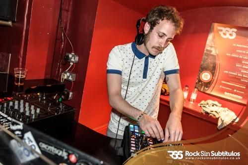 Dorian en Londres 23 de Mayo 2015