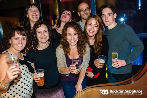 Sidonie en Londres 28 de Septiembre 2013