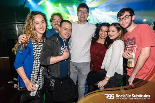 SFDK en Londres 20 de Febrero 2016