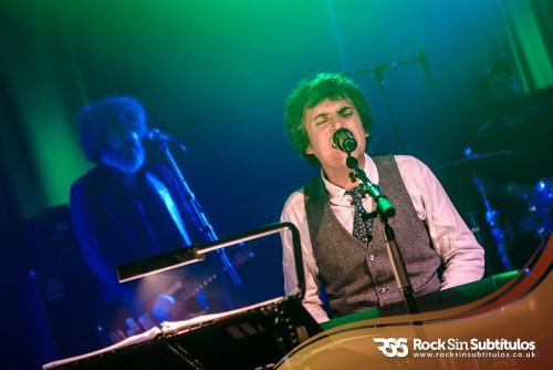 Iván Ferreiro en Londres 20 de Diciembre 2014