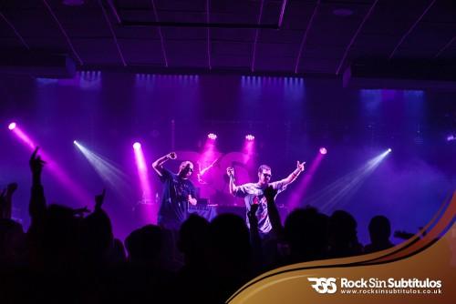 Los Chikos del Maíz en Londres 12 de Junio 2015