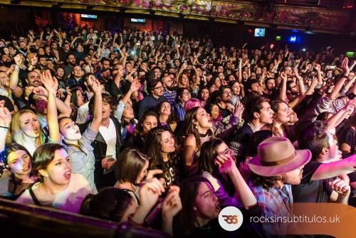Love of Lesbian en Londres 3 de Febrero 2017
