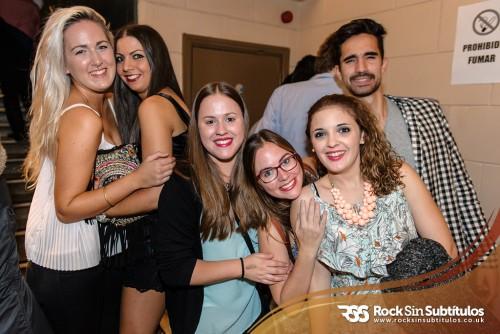 Les Castizos en Londres 26 de Septiembre 2015