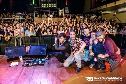 Quique González en Londres 27 de Septiembre 2014
