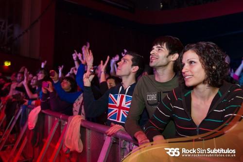 Vetusta Morla en Londres 10 de Marzo 2012