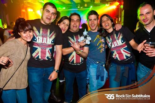 Rulo y la contrabanda en Londres 12 de Mayo 2012