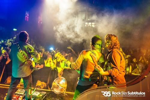 Los Secretos en Londres 22 de Septiembre 2012