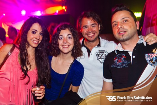 Summer Party en Londres 16 de Junio 2012