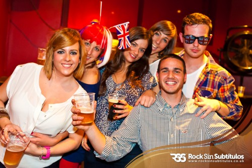Summer Party en Londres 16 de Junio 2012