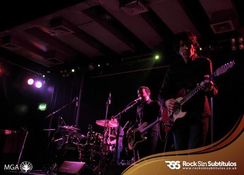 Amaral en Londres 29 de Enero 2011