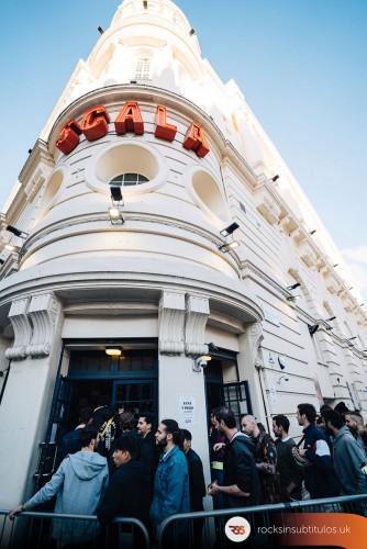Ayax y Prok en Londres 8 de Junio 2019
