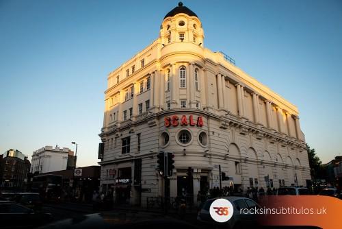 Berri Txarrak en Londres 19 de Mayo 2018