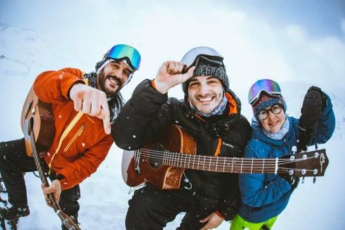 Entrevista Els Catarres <span>&quot;Es un sueño salir a tocar fuera de nuestro territorio natural&quot;</span>