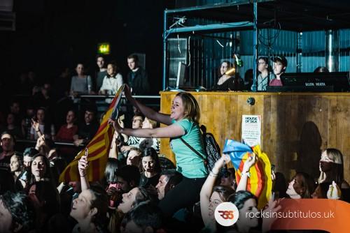 Els Catarres en Londres 30 de Marzo 2019