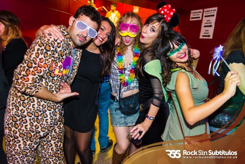 Fancy Dress Party  24/11/2012