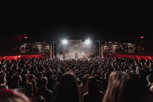 IZAL: La banda en el momento y en el lugar