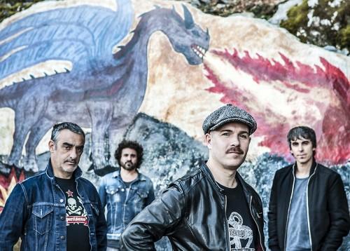 Gatibu, el grupo con los mejores 'padrinos' del rock: Robe y Fito