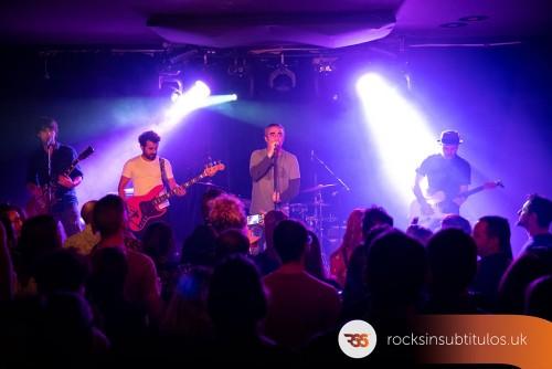 Gatibu en Londres 16 de Noviembre 2018