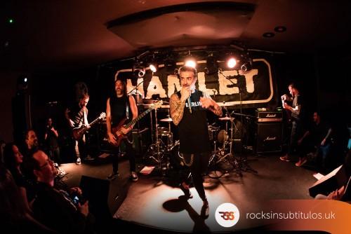 Hamlet en Londres 26 de Octubre 2018