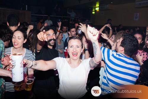Mega Spanish Party en Londres 10 de Junio 2017