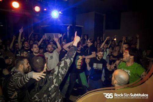 Galería de imágenes de Narco en Londres 7 de Mayo 2016