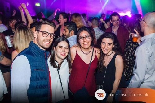 Mega Spanish Party en Londres 21 de Abril 2018