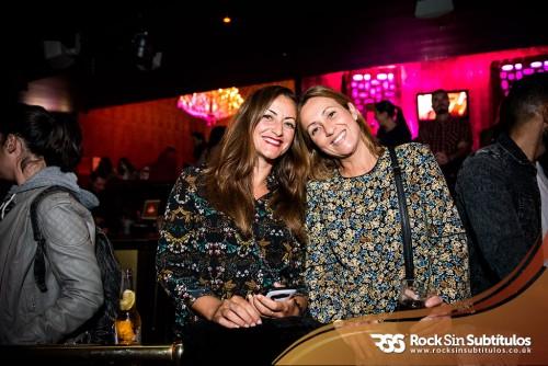 Izal en Londres 4 de Noviembre 2016