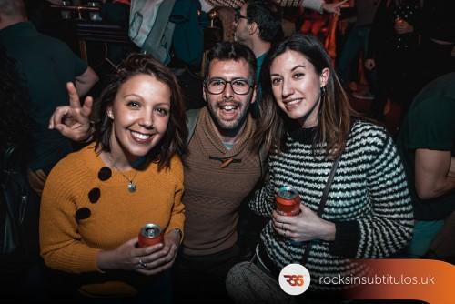 IZAL en Londres 9 de Marzo 2019